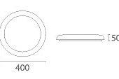 GLC-Slim LED RND Lrg2