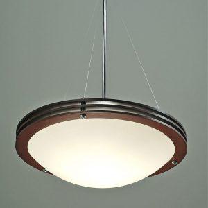 fabric drum light