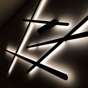 Balance 5 LED Wall Feature Light