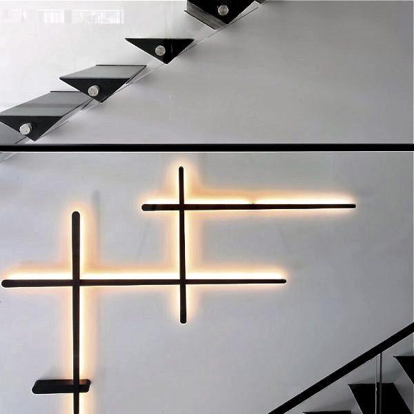 Balance 5 LED Wall
