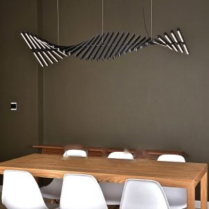 Twist kitchen lighting