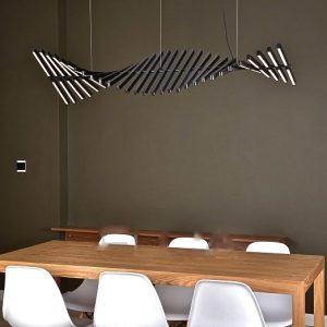 Twist kitchen lighting